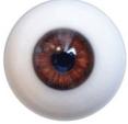 brown piper eyes