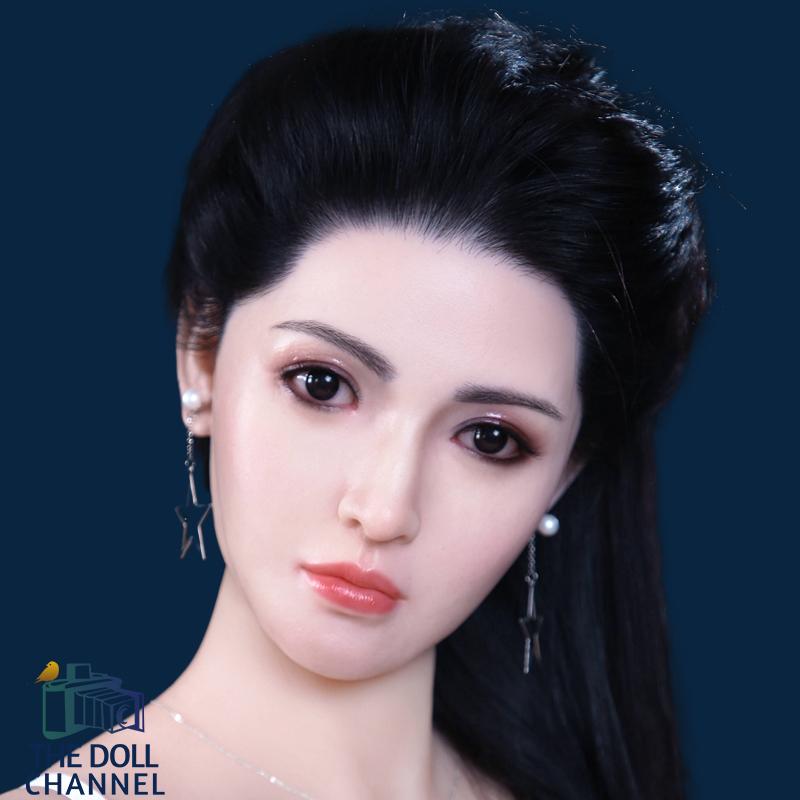 AF Silicone Doll Head 135